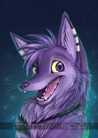 TweakFox Icon Commission by bluekoinu