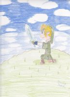 Skyward Link by JabuJabule