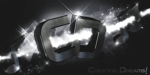 Creating Dreams Header TAG. by mikeamadeuz