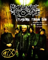 My Chemical Romance by mikeyboy