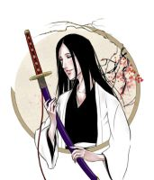 Unohana Ver.2 by nickaydewitt