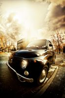 Old Car by anderton