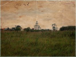 Old Russia by LemurLover