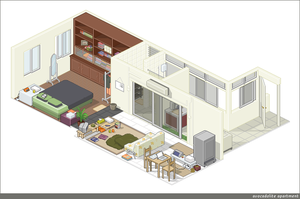 our apartment by sun2197