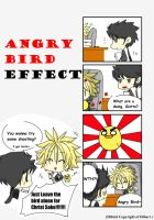 Angry Bird Effect by joker4msy