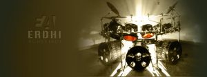 James Owen Sullivan Drum Set by ErThe08