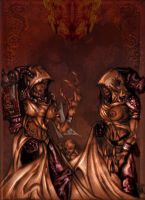 Sisters of Sin by exlife