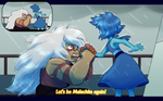| Let's Be Malachite Again! | by Journeying-Warrior