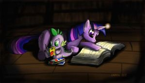 Reading choices by NetRaptor