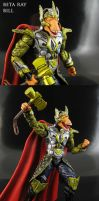 Avengers Movie style Beta Ray Bill Custom by Jin-Saotome