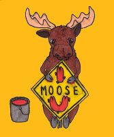 I Moose You by RunningSpud