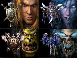 Warcraft III Icons by solidus0216