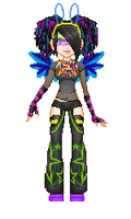 My Raver Girl by TromboneGothGirl84