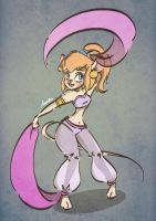 Art Request: Gadget Hackwrench by Violet1202