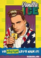 Vanilla Ice and the vectors by roberlan