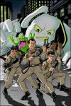 Ghostbusters by stevesafir
