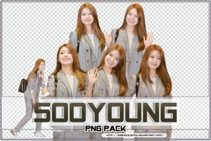 [PNG PACK #60] Choi Sooyoung by babykidjenny