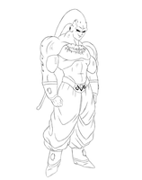Legendary Buu by Gothax