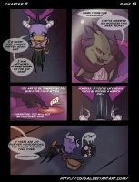 IZ-BTE Fan Comic: Ch2-Pg13 by CGIgal