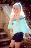Sheryl Nome Date II by misatomireille