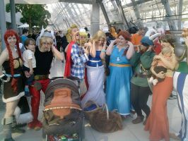 2012: Asterix and Obelix Group by shari81
