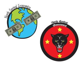 Client Work: Economic and Government Logos by AkiHannah