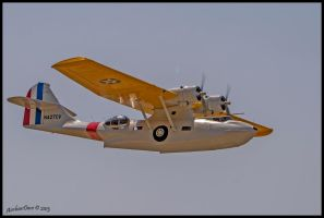 PBY Catalina N427CV by AirshowDave