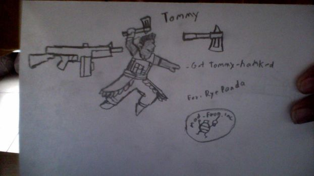 Tommy-Sketch1 by Fidmaster