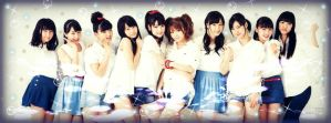 Morning Musume by sakurariguret