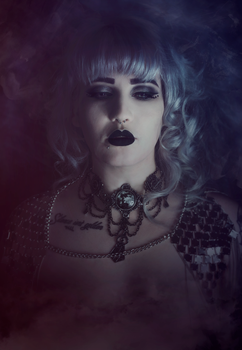 Gothic Queen by AshleeHawksworth