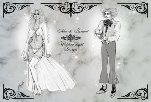Wedding night-Design by RedPassion