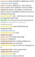 The art of trolling +Livestream+ by AngelicDemon82