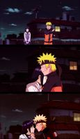 NaruHina Lovely surprise by 777luck777