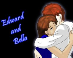 Edward and Bella by VeggieGirl15