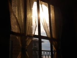 sunny curtains by NonsensicalParanoia