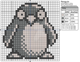 Animal Breeder - Penguin by Makibird-Stitching