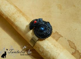 Ring Magnus from the Dead Lands of Estarot by Tantalia