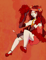 [Flapper] by Freed-Alice