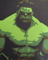 Hulk2 by Papergizmo