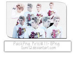 PackPng Kris#11-8Png by Sumi12
