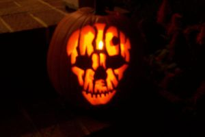 My Trick or Treat Pumpkin by Patches614