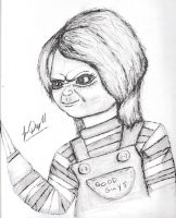 90's Chucky 2 by Laquyn