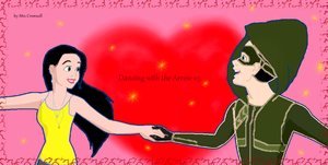 Dancing with the Arrow by MrsCromwell