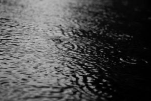Mill and Stream In-Frame - Raindrops by wetdryvac