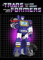 G1 Soundwave colors commissions by BDixonarts