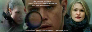 The Bourne Mystery Movie Banner by misstudorwoman