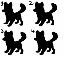 mystery dog/wolf adopts by misty-warriors