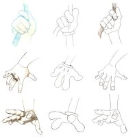 Hands, a Study by Frey-ofthe-Arcane