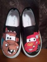 Custom Cars Shoes by Miss-Melis