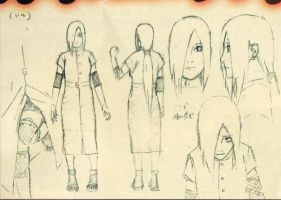 Road to Ninja: Ino  designs by Jannsie